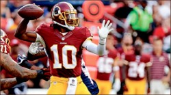 overplayed — Washington Redskins name still raises eyebrows. Google Images