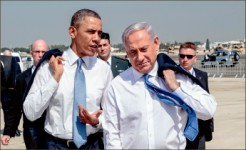 mistake — President Barack Obama said he will not meet with Israeli prime minister. Google Images