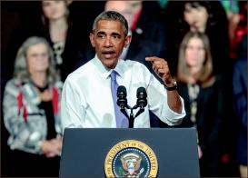 debt — President Barack Obama proposed free community college. Google Images