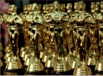 "Statuettes — The prestigious trophy was officially dubbed the ""Oscar"" in 1939. Google Images"