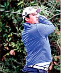 Driven — Gabe Lench tees off. Google Images