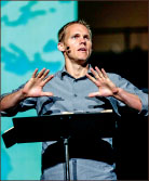 Passion — David Platt preached about unreached people. Photo credit: Leah Seavers