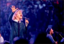 "Original — Hillsong performed several of its famous songs including their hit ""Oceans."" Photo credit: Ty Hester"