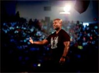 passion — Deon Joseph expressed his gratitude to God. Photo credit: Michela Diddle