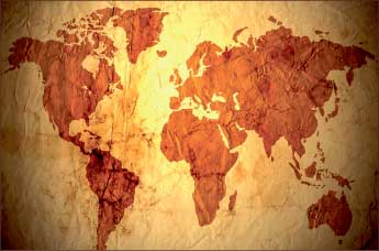 GLOBAL GOAL — Recall of missionaries impacts the spreading of the gospel. Google Images