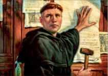 REFORMATION — Martin Luther's posting of the 95 theses was a monumental turning point for the Christian faith. Google Images