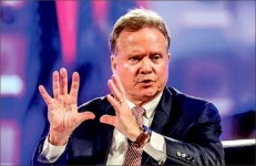 Democrats — Sen. Jim Webb's exit from Democratic primary was telling of party's move further left. Google Images