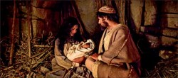 HOLY NIGHT — The innkeeper in the Christmas story provides a reminder to invite Christ into our hearts. Google Images