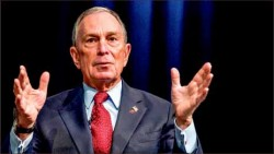 election — Former New York City Mayor Michael Bloomberg is considering a third party candidacy in the 2016 presidential elections. Google Images