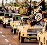 Terror — After orchestrating the terrorist attacks in Paris, ISIS has moved into Libya. Google Images