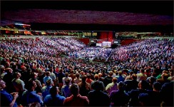 Gospel — The Together for the Gospel conference continued to grow as it celebrated its 10-year anniversary. Google Images