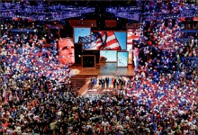 Convention — According to projections, no candidate will earn 1,237 delegates. Google Images