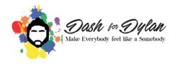 COLORFUL — The 5k Dash for Dylan logo was designed by Miranda Peege to highlight Engel's  personality and spirit. Photo provided