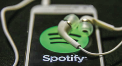 TUNES — Music streaming services have grown in popularity with the rise of companies like Spotify, Tidal and Apple Music. Photo credit: Google Images