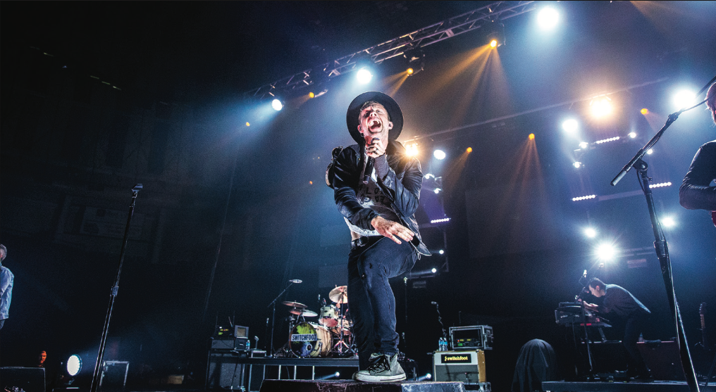 Switchfoot Relient K Tour