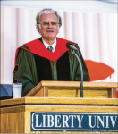 IMPACT — Billy Graham spoke during Commencement May 3, 1997.