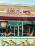 YUM — Blaze Pizza says its pizzas are ready in 180 seconds. Photo Credit: Siani Null