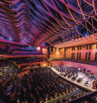 GRAND — The concert hall offers a unique atmosphere and acoustics in its design. PC: Joel Coleman| Liberty University News Service