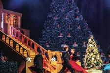 FESTIVE — Liberty students play an important role in the production each year, including the 2008 Spectacular (pictured). Photo provided