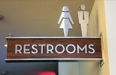 RIGHTS — Transgender use of restrooms has become a prominent issue in recent months.  Photo Credit: Google Images
