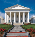 CAPITOL- The Virginia General Assembly is located in Richmond and allocates the VTAG yearly  Photo Credit: Google Image