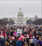 MARCH — Over 2 million women marched worldwide for various causes.  Photo Credit: Google Image