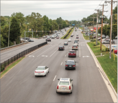 HIGHWAY — Wards Road is one of the most congested areas in Lynchburg.  Photo Credit: Michela Diddle