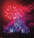 Photo PRovided STUDY BREAK — Students in the DCP can visit the Disney parks for free. Photo Provided