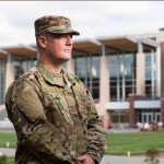 HONOR — Liberty University has a military-friendly program that helps support those pursuing a career in the army. Photo Credit: Kaitlyn Becker