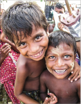 CRISIS — The Rohingya have experienced ethnic and religious violence since the 1970s. GOOGLE IMAGE