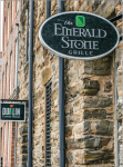OPENING SHOP — The Dublin 3 Coffee House and Emerald Stone Grille are located on Jefferson Street in Downtown Lynchburg and plans to open up April 22. Photo Credit: Kirkland Gee