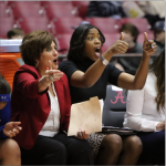 EXPERTISE — Erin Batth (right) previously served as as assistant coach at Georgia St. Photo Provided