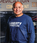 EXPERT — Castro has wrestled for more than 40 years. Photo Credit: Mitchell Bryant