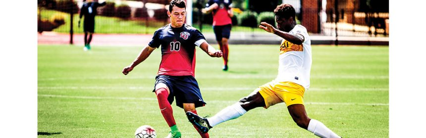 4131c280161 Liberty Men's Soccer loses closely contested battle against Eastern  Tennessee State