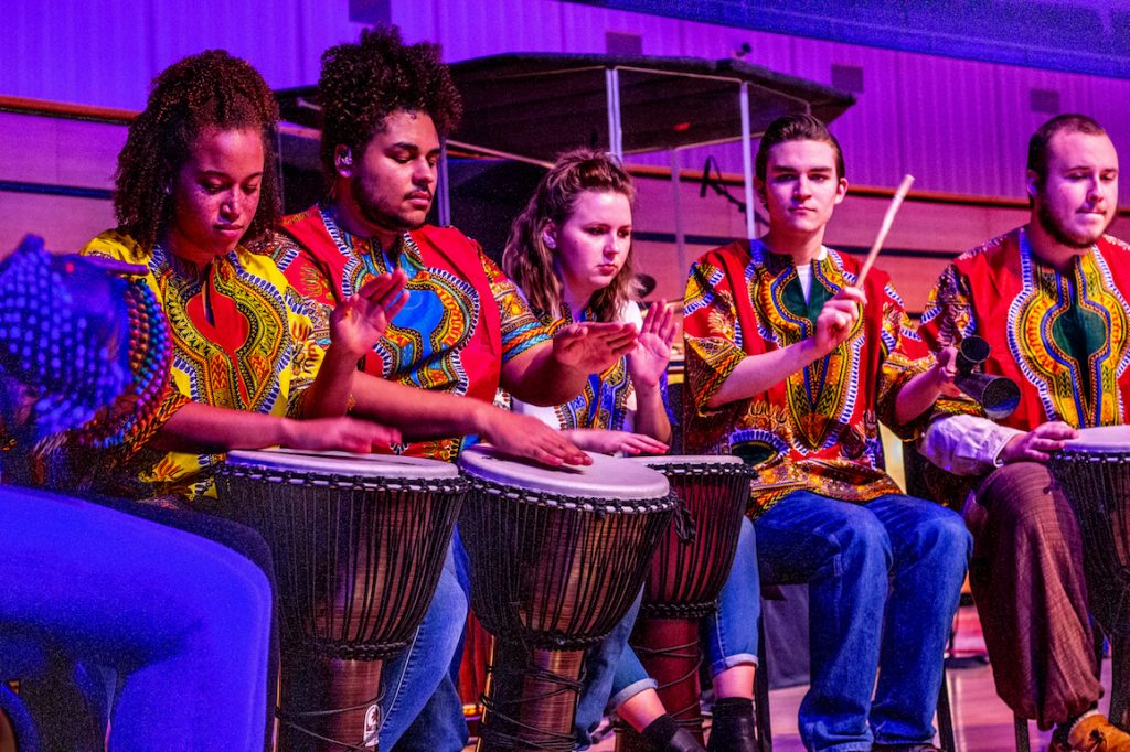 Global Night of Worship showcases cultural dance and worship songs