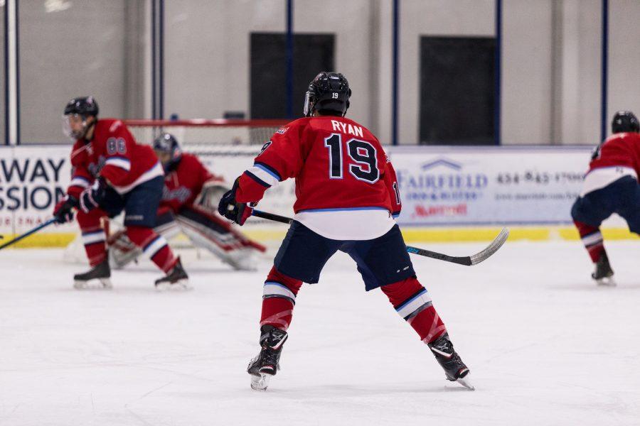 Liberty Flames Hockey Junior Tackles World University Games The