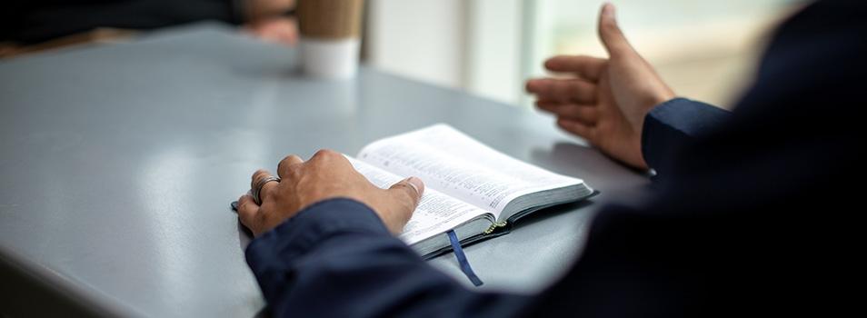 Master of Divinity: Community Chaplaincy degree at Liberty University