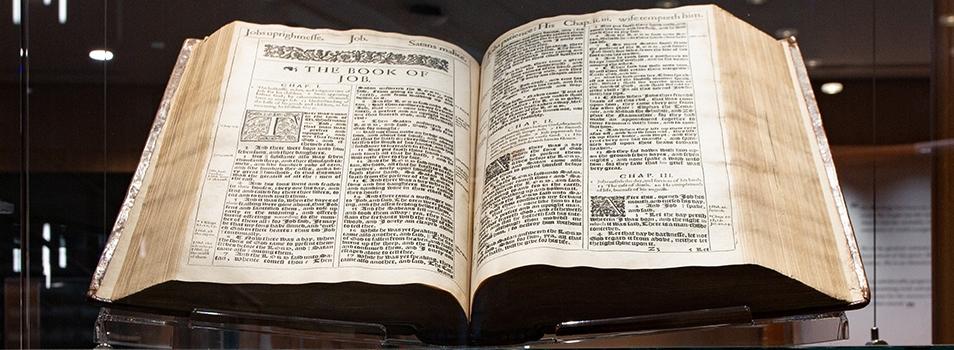 B.S. in Religious Studies: Old Testament