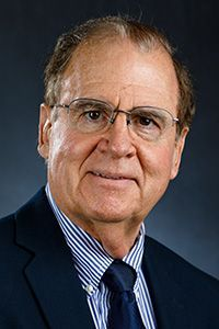 John Baumgardner Engineering Professor