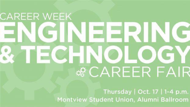 Engineering & Technology Career Fair