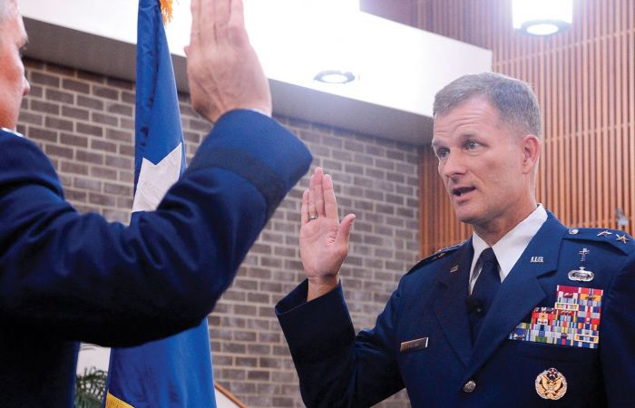 Major general, Dondi Costin ('91, '92) now serves as Chief of Chaplains of the United States Air Force. He was nominated for this position by President of the United States Barack Obama.
