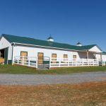 Equestrian Center – Aug. 2011