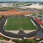 utdoor track facility