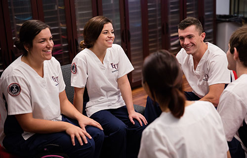 Liberty University's School of Nursing is committed to student success, upholding high academic standards and an atmosphere of encouragement in both the classroom and clinical areas.