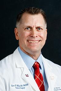 Eric P. Miller, DO, FACS, FACOS