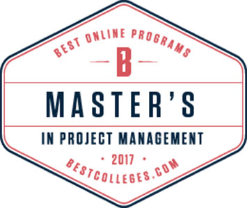 MA in Project Management Degree Award