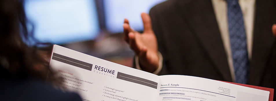 Resumes and Portfolios