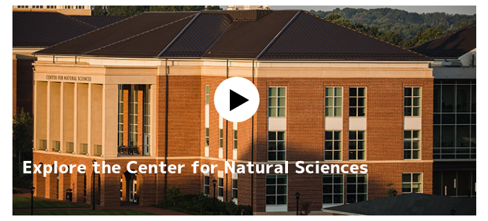 Explore the Center for Natural Sciences at Liberty University
