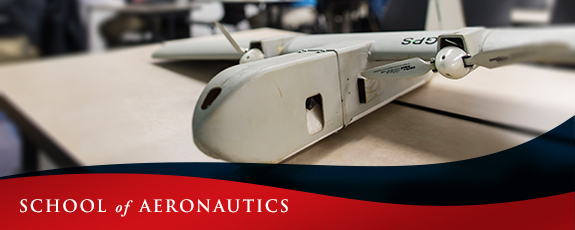 Bachelor of Science in Aeronautics: Unmanned Aerial Systems