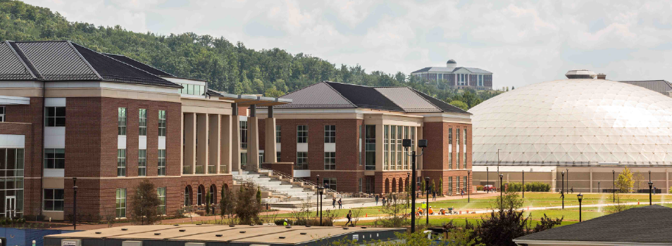 Transportaion and Parking at Liberty University